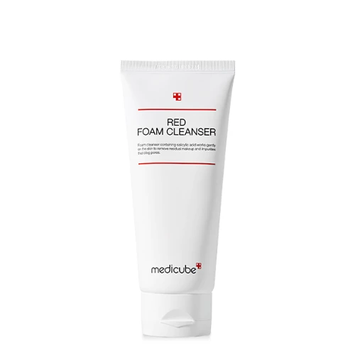 Red Foam Cleaner 120ml - i shop seoul