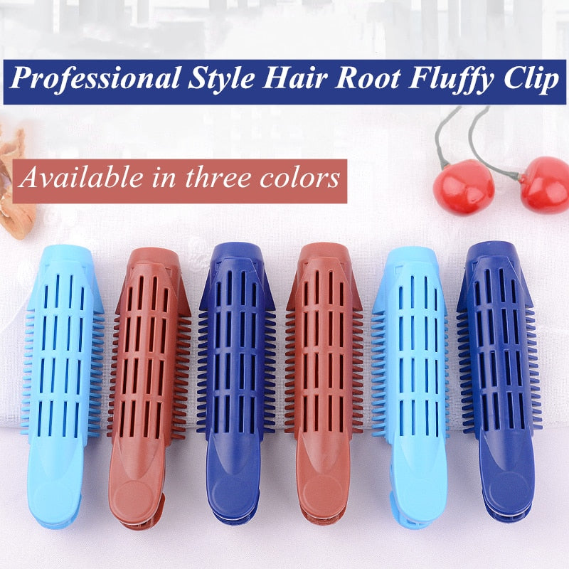 Instant Volume Hair Clips