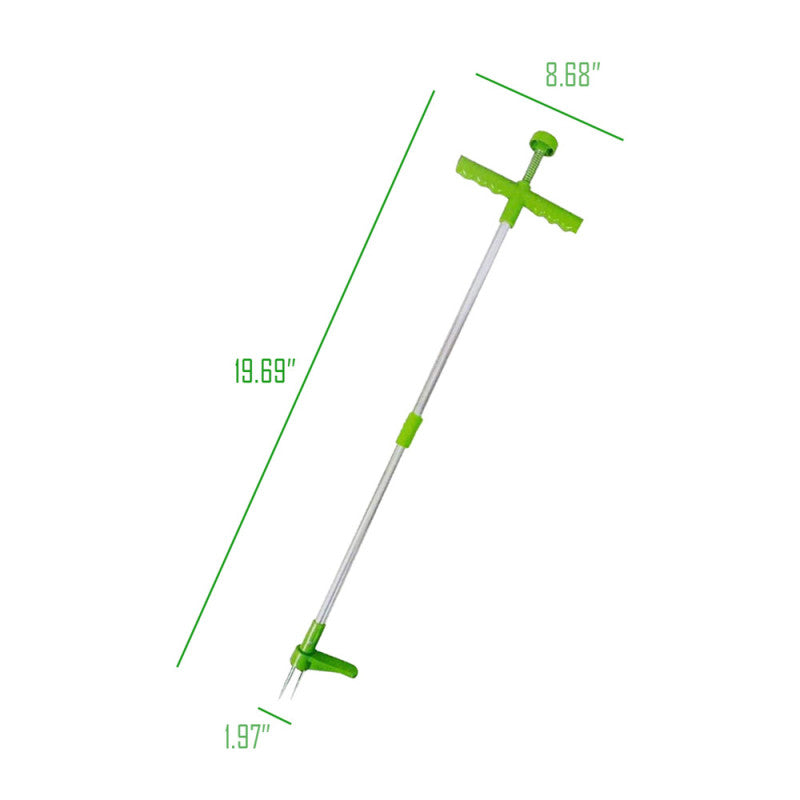 Standing Weed Puller Dimensions