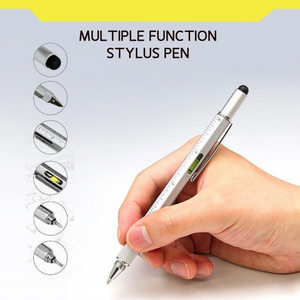 6-In-1 Toolset Pen