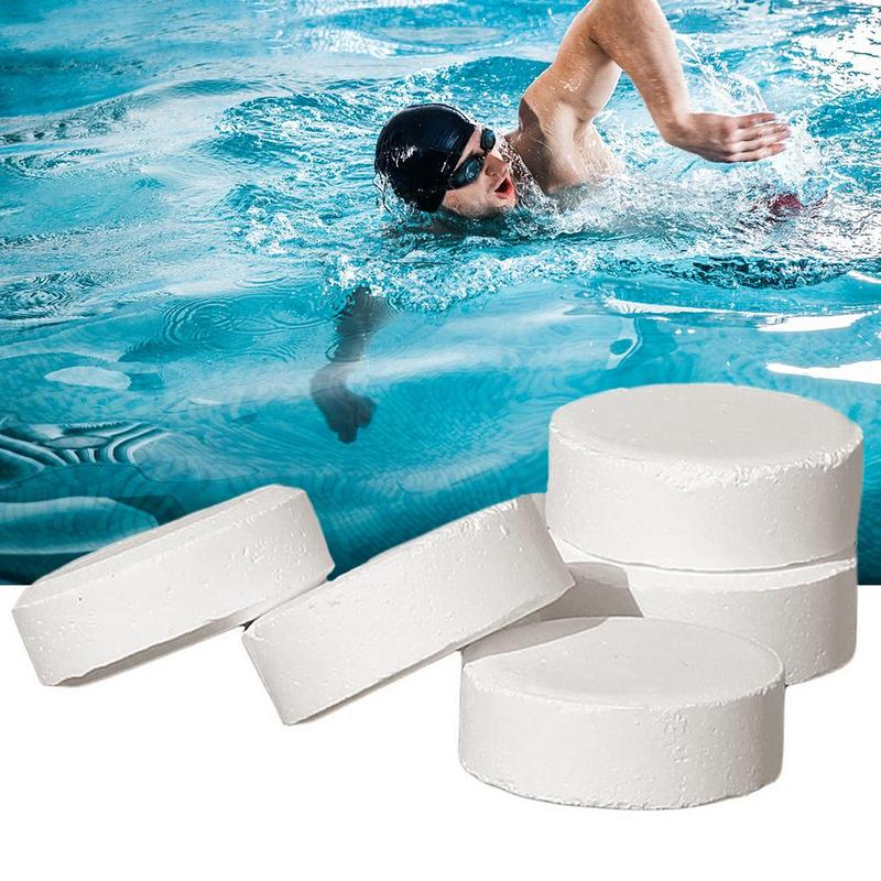 Magical Pool Cleaning Tablet