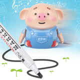Educational Creative Pen & Inductive Toy Pig