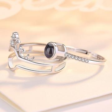 "100 Languages ""I Love You"" Ring 2021 Promo"
