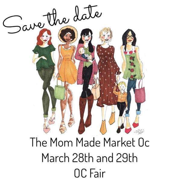 Mom Made Market - March 28 & 29, 2020