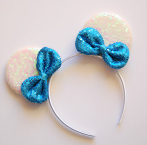 Mouse Ears with Small bows