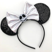 Load image into Gallery viewer, Jack Mouse Ear Headband