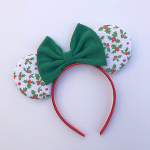 Holiday mouse ears