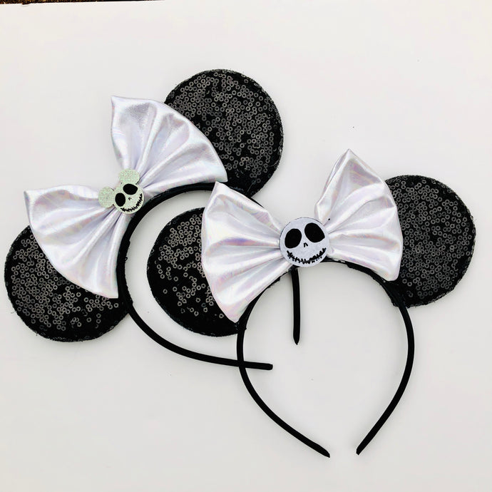 Jack Mouse Ear Headband