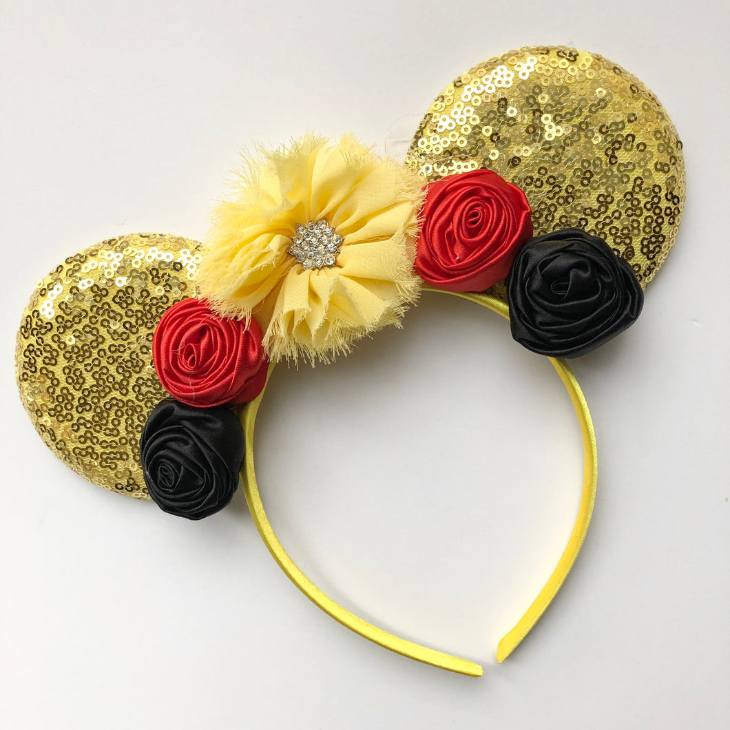 Princess Mouse Ear Headband