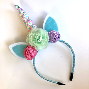 Confetti Unicorn Headband
