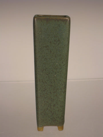 Jim  Barrett - Medium Small Cascade - Green and Brown Mottled