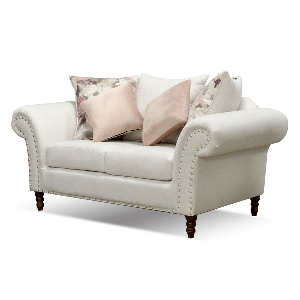 Love Seat Jaqueline - Victory Ivory