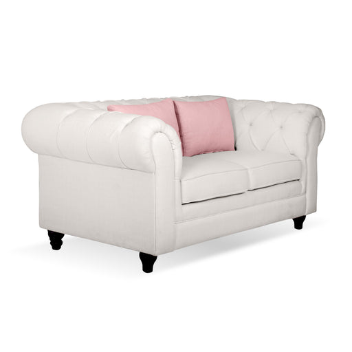 Love Seat New Castle - Montreal Oyster