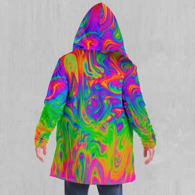 Astral Discovery Pullover Hoodie - EDM Rave Street Wear Abstract Apparel