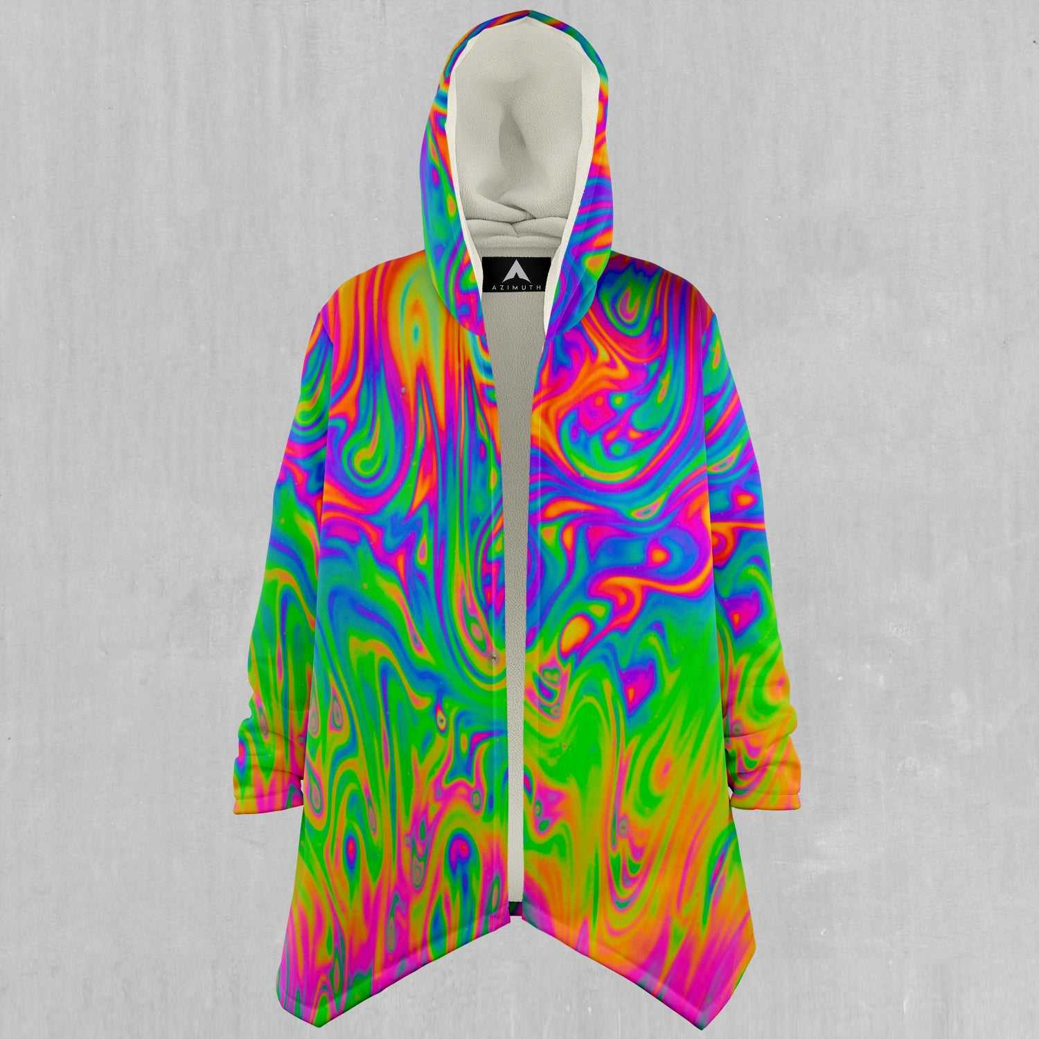 Acid Pool Cloak - Azimuth Clothing