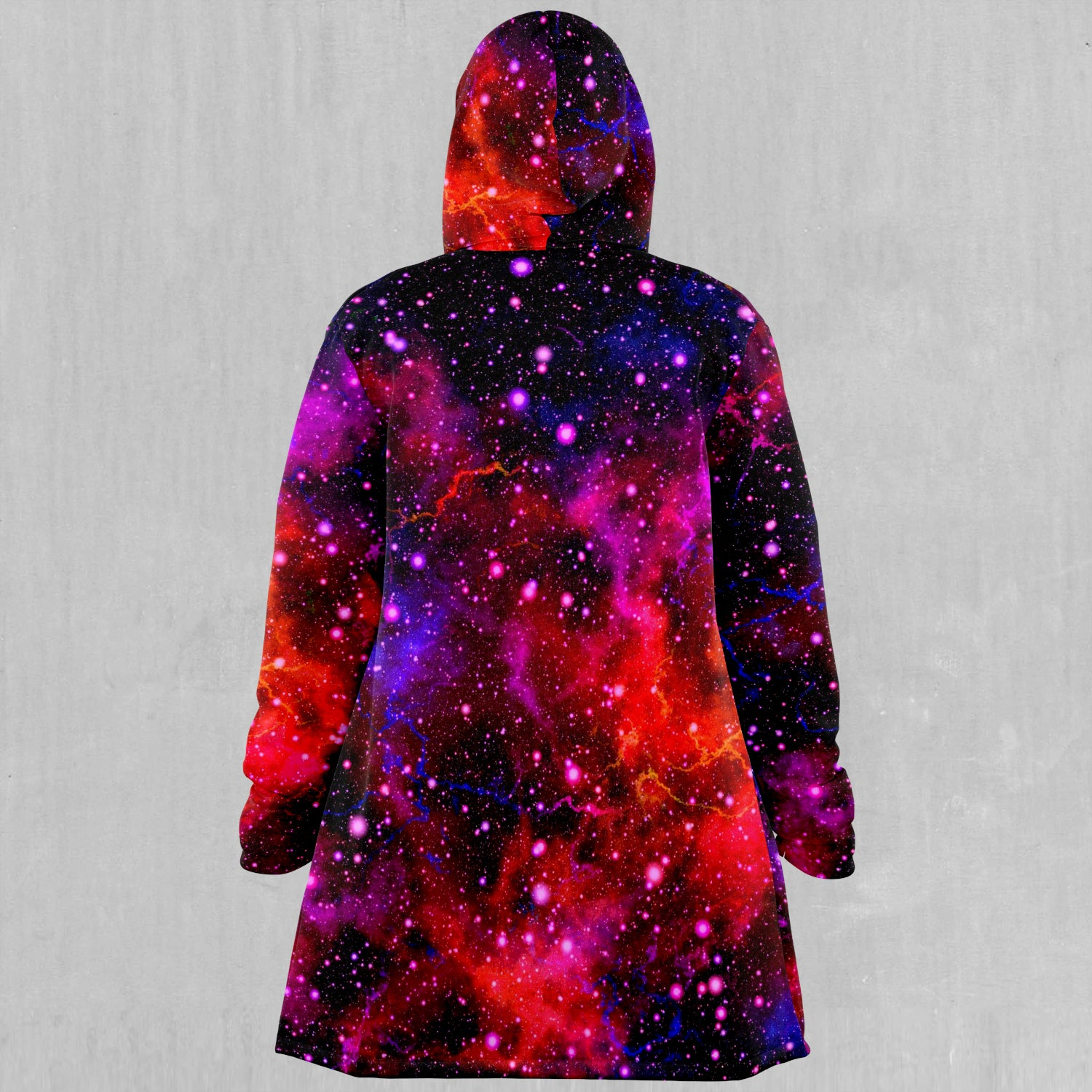 Electric Galaxy Cloak - Azimuth Clothing