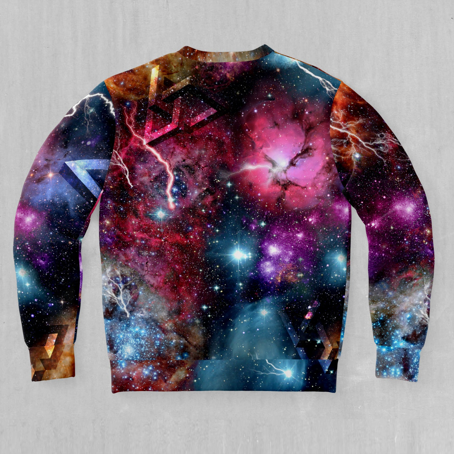 Galaxies Collide Sweatshirt