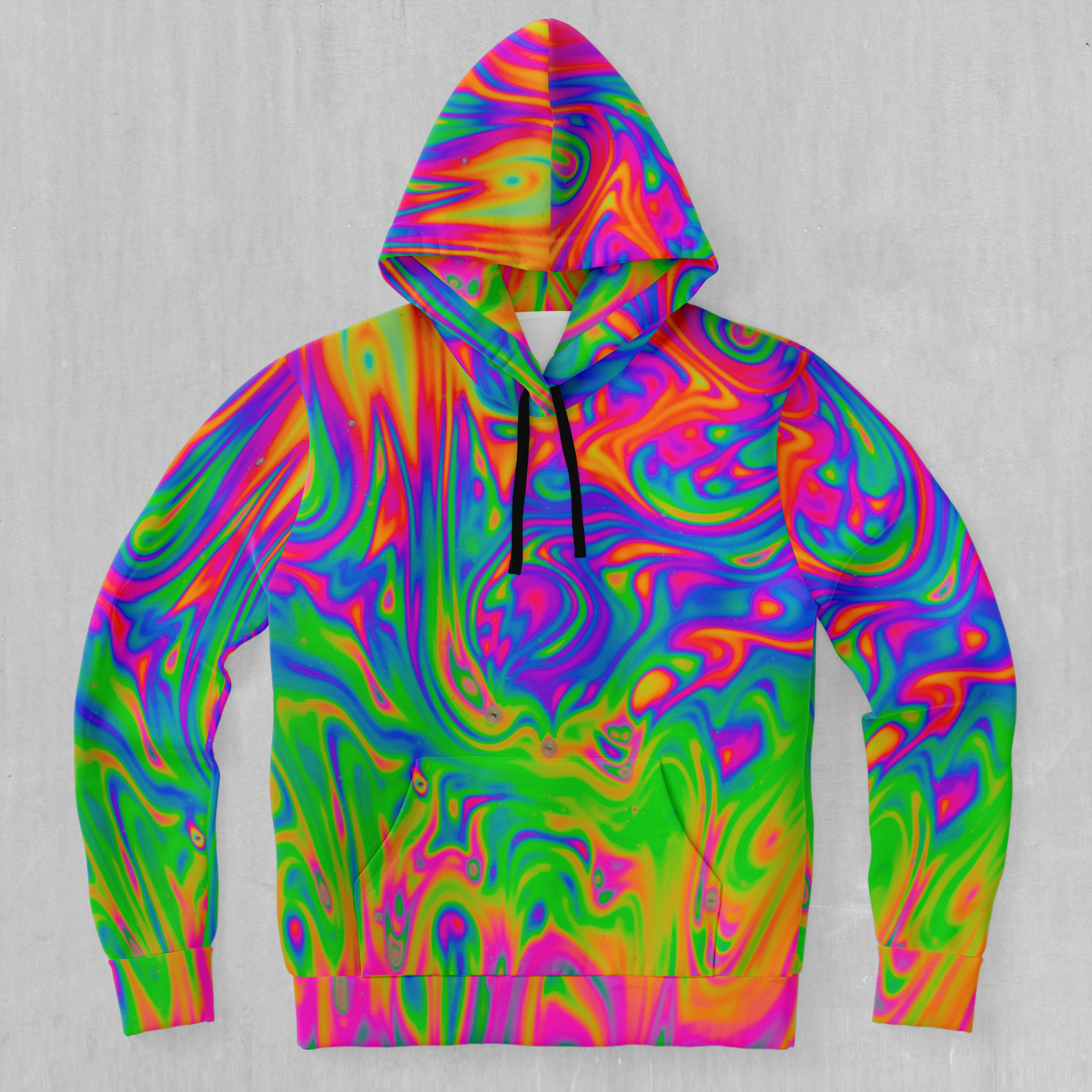 Acid Pool Hoodie - Azimuth Clothing