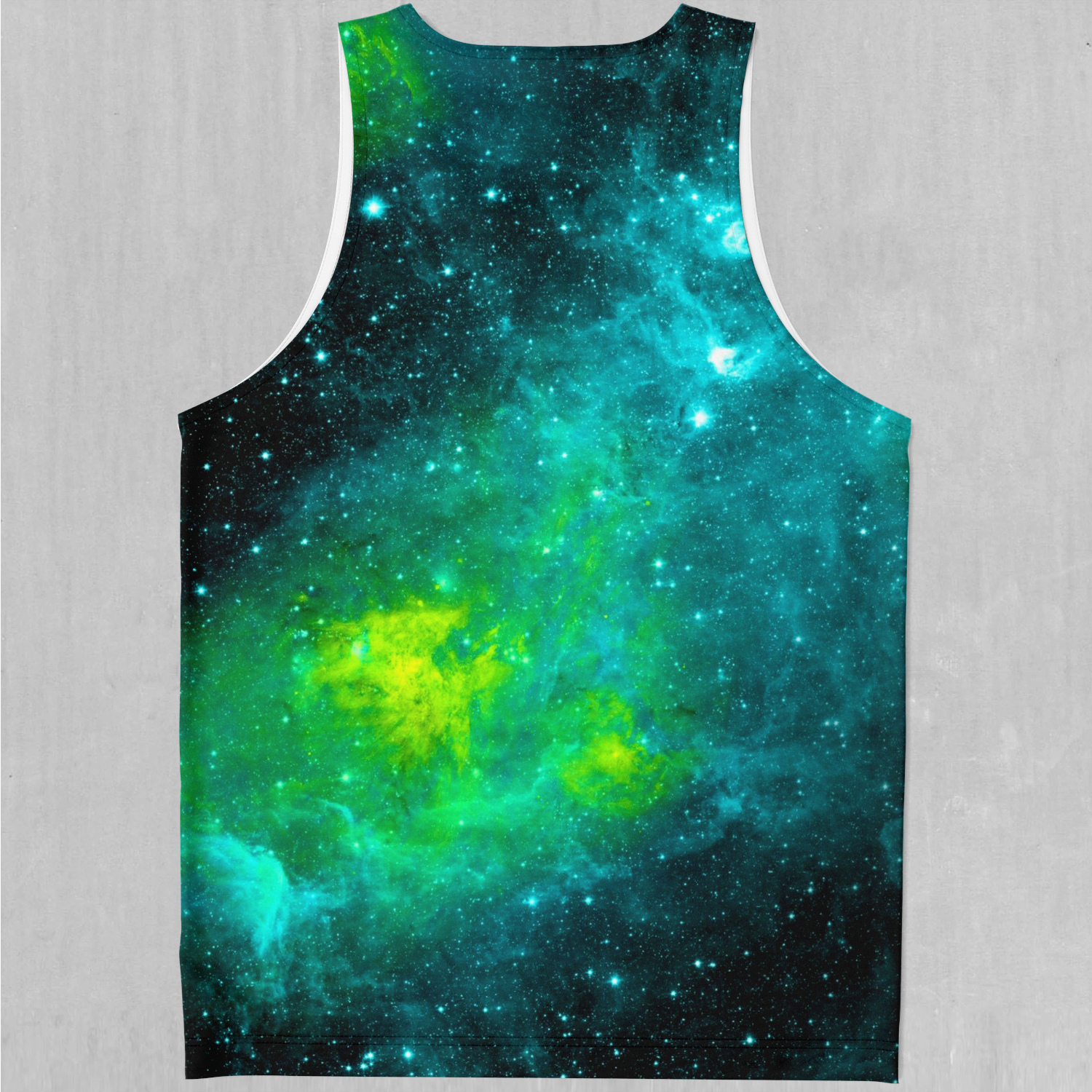 Acidic Realm Men's Tank Top - Azimuth Clothing