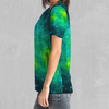 Acidic Realm Tee - EDM Rave Festival Street Wear Abstract Apparel