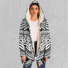 Ancient Tribe Cloak - EDM Rave Festival Street Wear Abstract Apparel