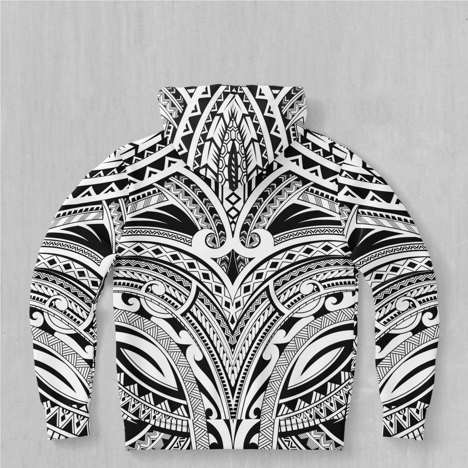 Ancient Tribe Hoodie - EDM Rave Festival Street Wear Abstract Apparel