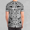 Ancient Tribe Tee - EDM Rave Festival Street Wear Abstract Apparel