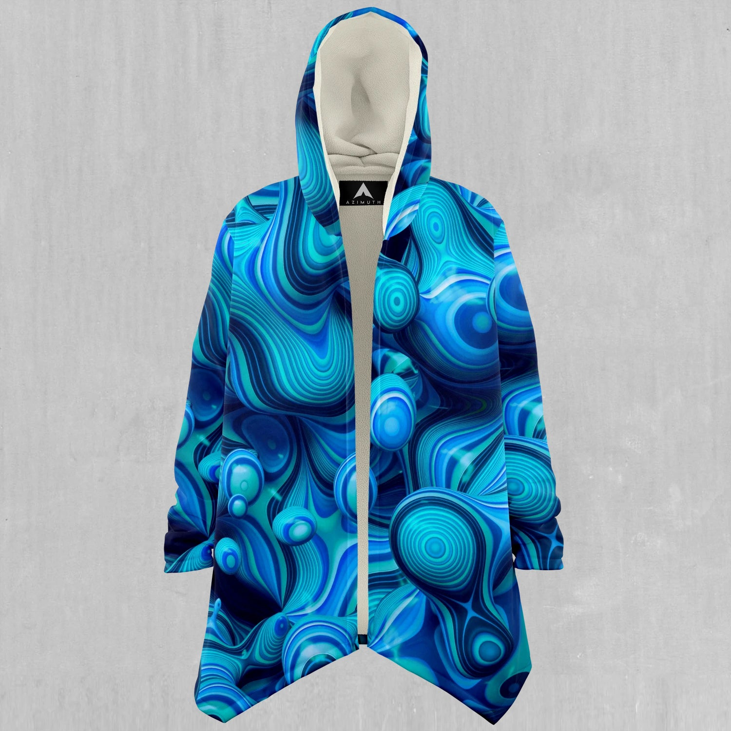 Aqua Pool Cloak - Azimuth Clothing