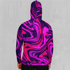 Candy Drip Hoodie - EDM Rave Festival Street Wear Abstract Apparel