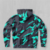 Cyber-Tech Hoodie - EDM Rave Festival Street Wear Abstract Apparel