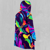Dream Spectrum Cloak - EDM Rave Street Wear Abstract Apparel