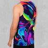 Dream Spectrum Men's Tank Top - EDM Rave Festival Street Wear Abstract Apparel