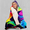 Dream Spectrum Hooded Blanket