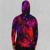 Electric Galaxy Hoodie - EDM Rave Festival Street Wear Abstract Apparel