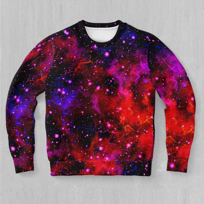 Electric Galaxy Sweatshirt