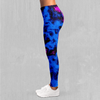 Geocidic Leggings - EDM Rave Festival Street Wear Abstract Apparel