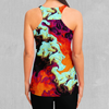 Lava Bath Women's Tank Top
