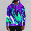 Radioactive Hoodie - EDM Rave Festival Street Wear Abstract Apparel