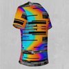 Spectrum Noise Tee - EDM Rave Festival Street Wear Abstract Apparel