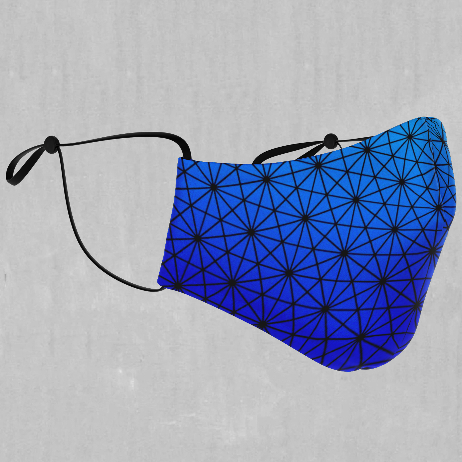 Star Net (Frost) Face Mask