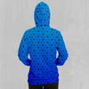 Star Net (Frost) Hoodie - EDM Rave Festival Street Wear Abstract Apparel