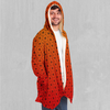 Star Net (Pyro) Cloak - EDM Rave Festival Street Wear Abstract Apparel