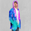 Stellar Skies Cloak - EDM Rave Festival Street Wear Abstract Apparel
