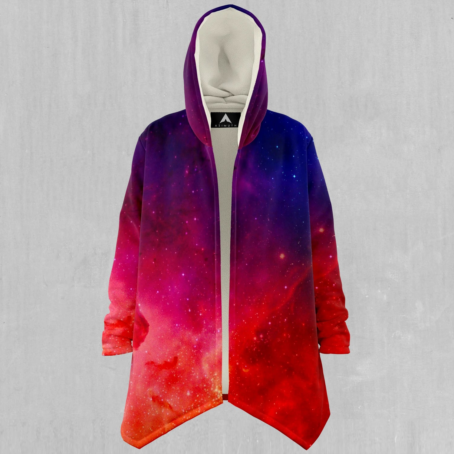 Supernova Cloak - EDM Rave Festival Street Wear Abstract Apparel