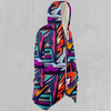 Tectonic Cloak - EDM Rave Festival Street Wear Abstract Apparel