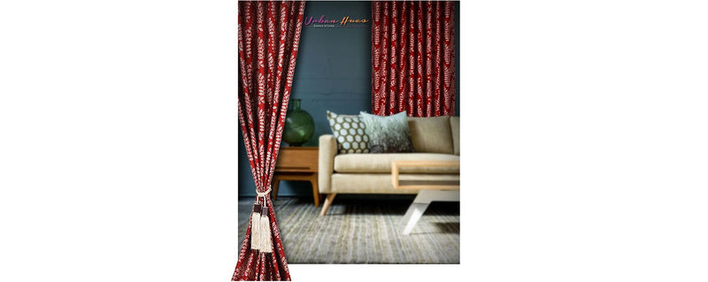 Add some textural treatment to your window - Urban Hues