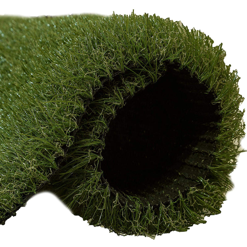 Urban Hues Artificial Natural Green Multi Purpose Grass Mats/Doormat 15''x24''