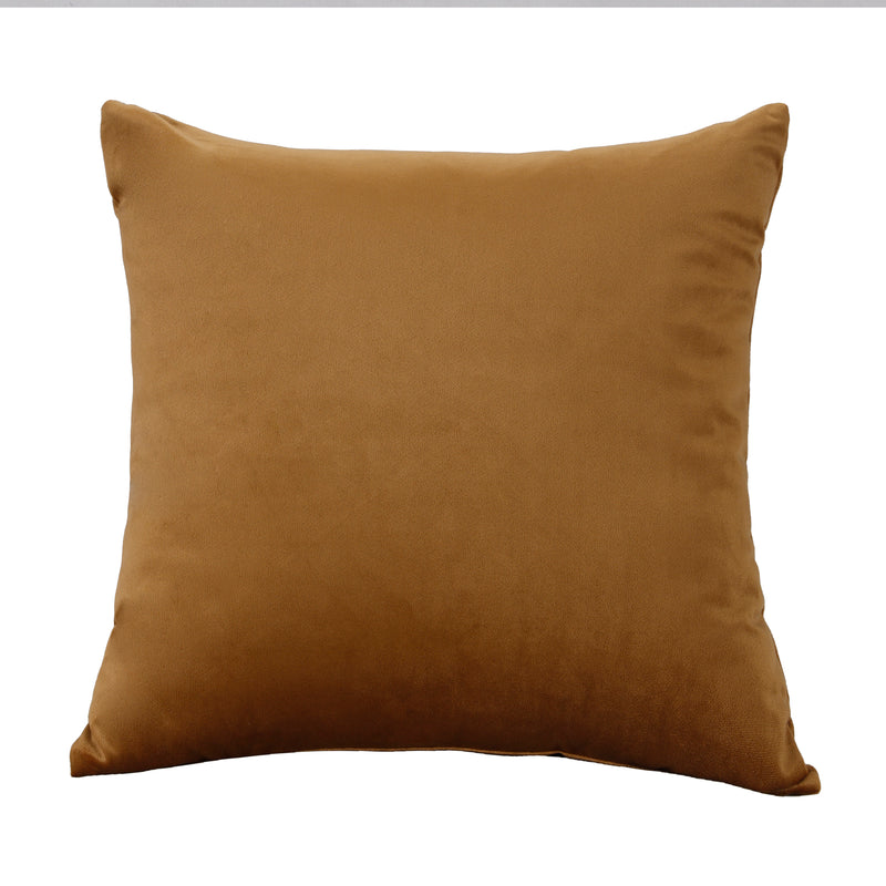 Urban Hues velvet premium cushion cover Cushion Cover-(1 Piece)
