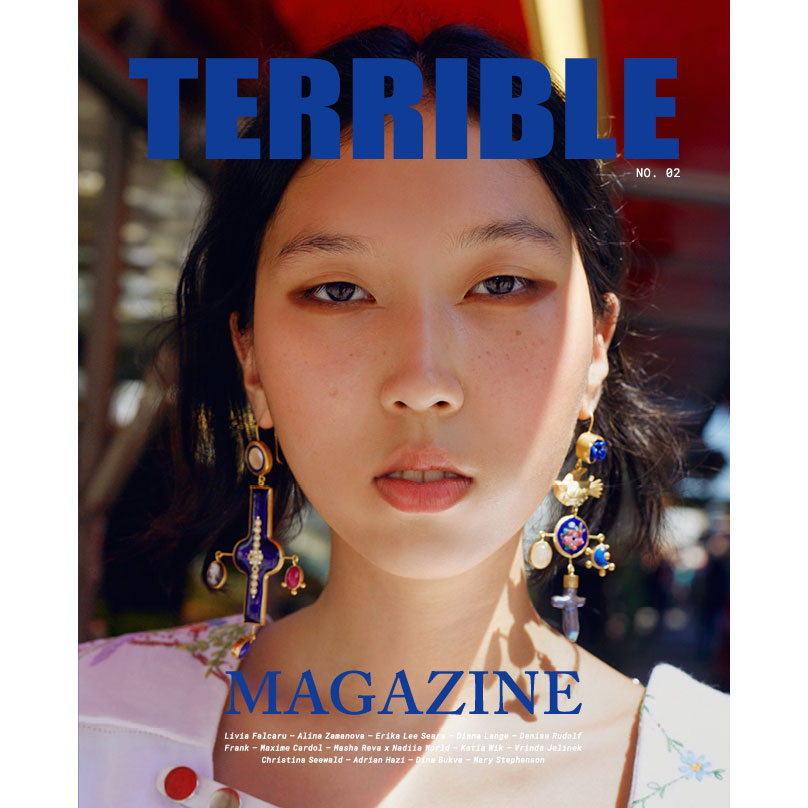 TERRIBLE Magazine No.02