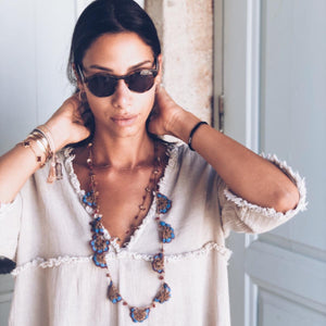 PEDRERA LONG NECKLACE